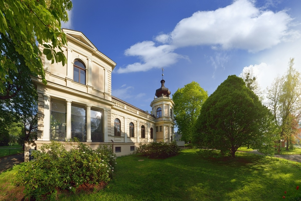 Muzeum Laskie w Willi Šustala