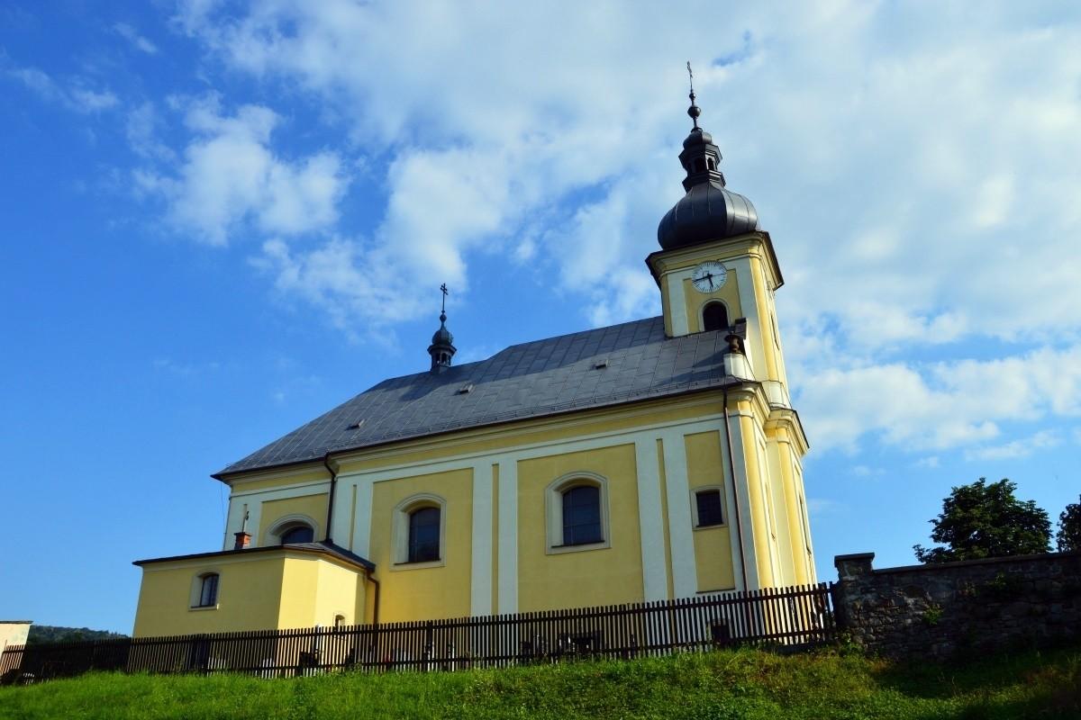 Kostel sv. Mikuláše, Rychaltice