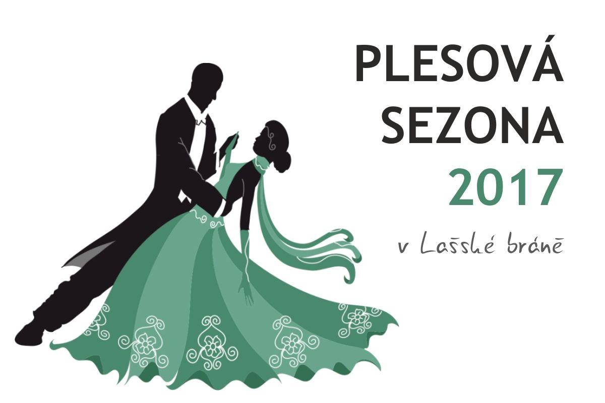 Plesová sezona 2017