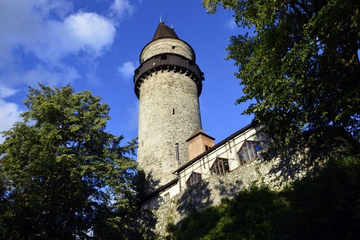 Štramberk Castle