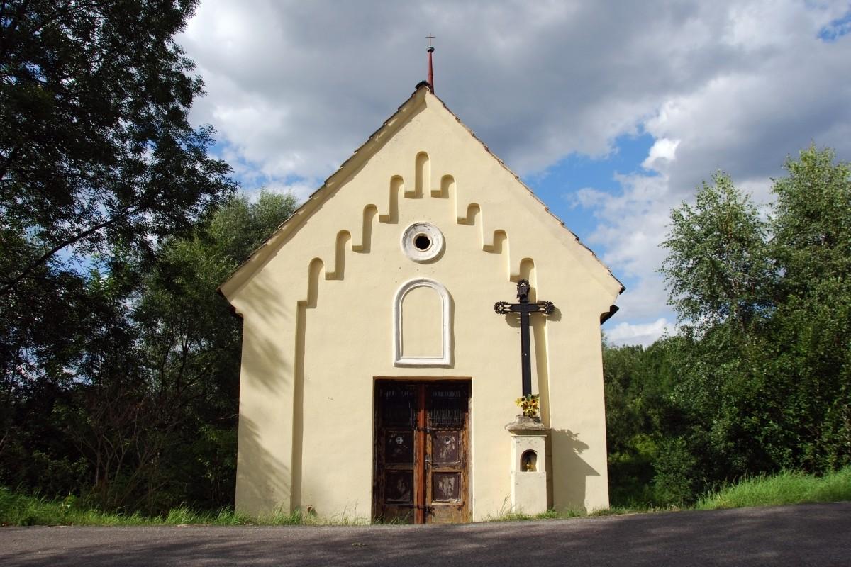 Kaple sv. Jana Sarkandra (Prchalov)