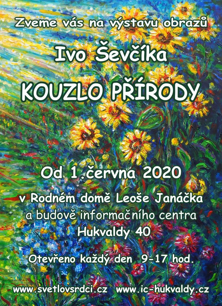 VÝSTAVA: Ivo Ševčík - Kouzlo přírody