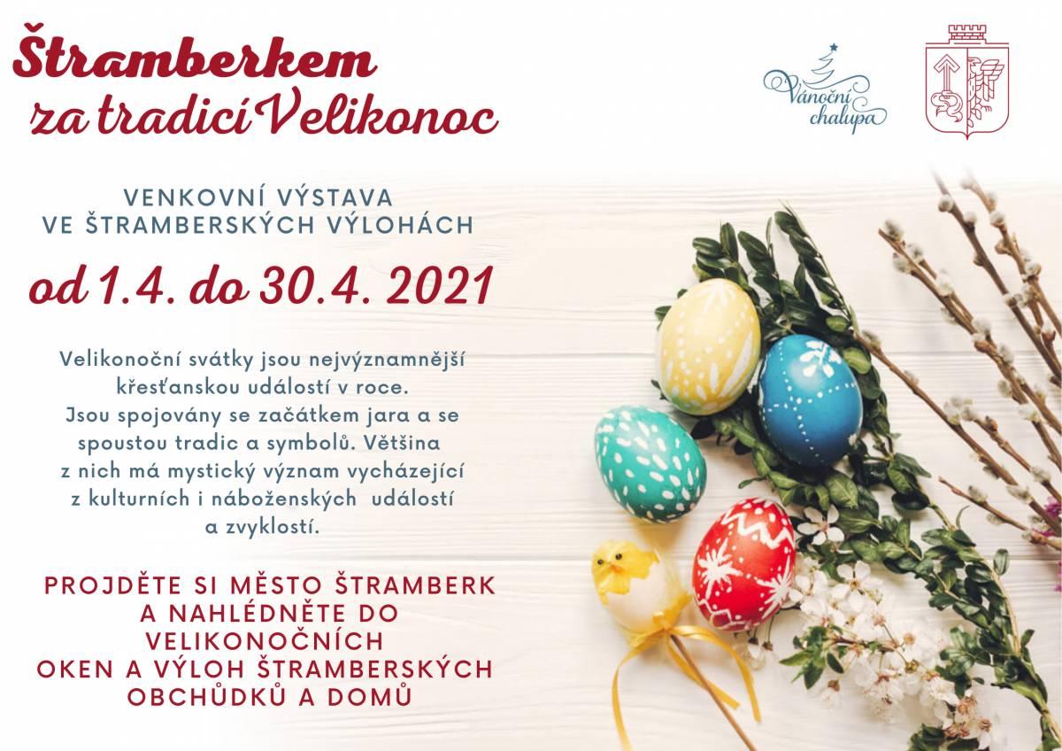 VÝSTAVA: Štramberkem za tradicí Velikonoc