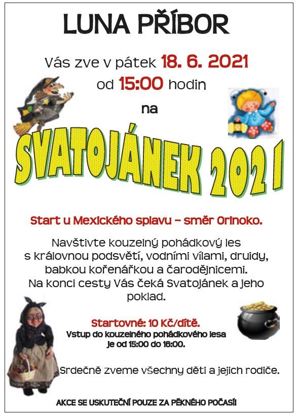 Svatojánek 2021