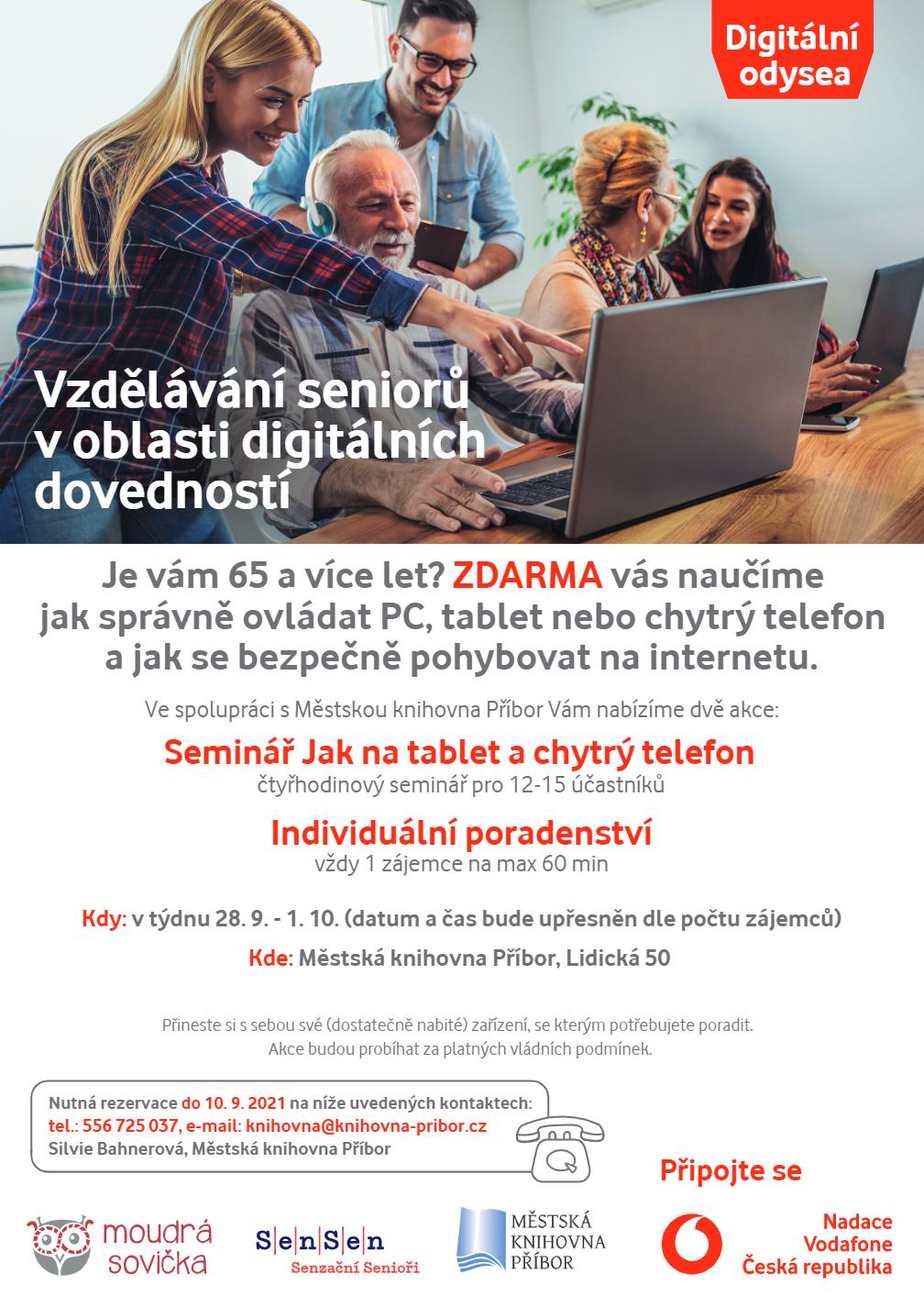 Jak na tablet a chytrý telefon