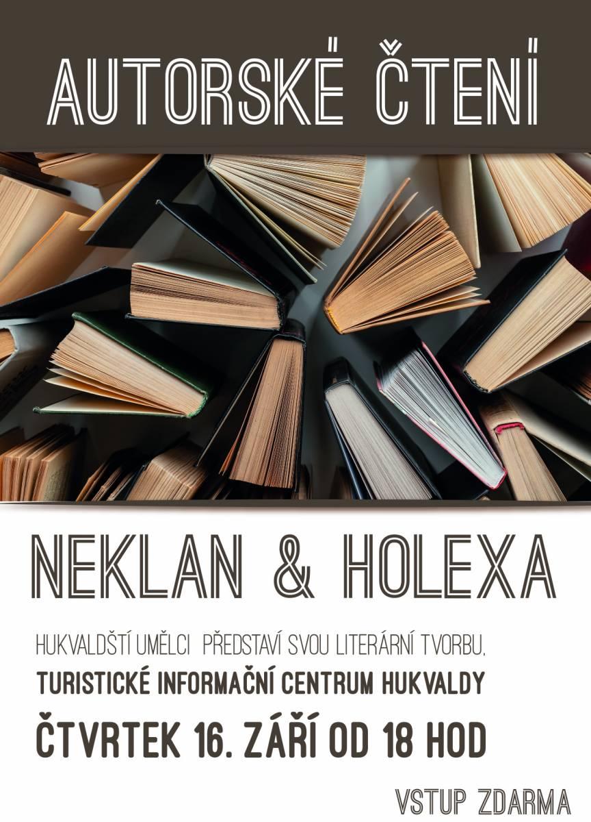NEKLAN a HOLEXA