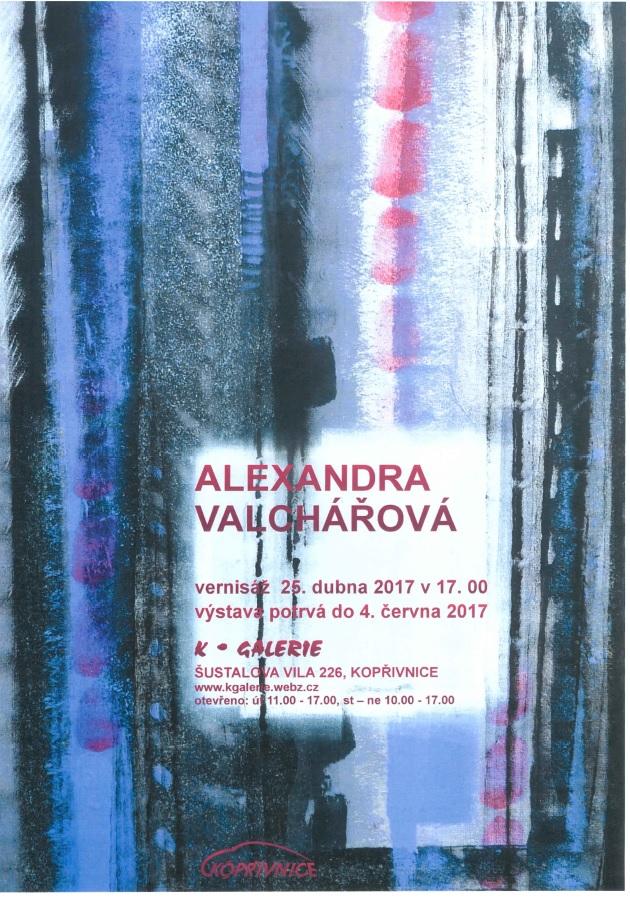 Alexandra Valchářová