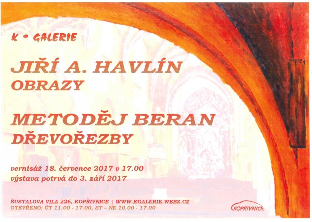 Jiří A. Havlín (obrazy)