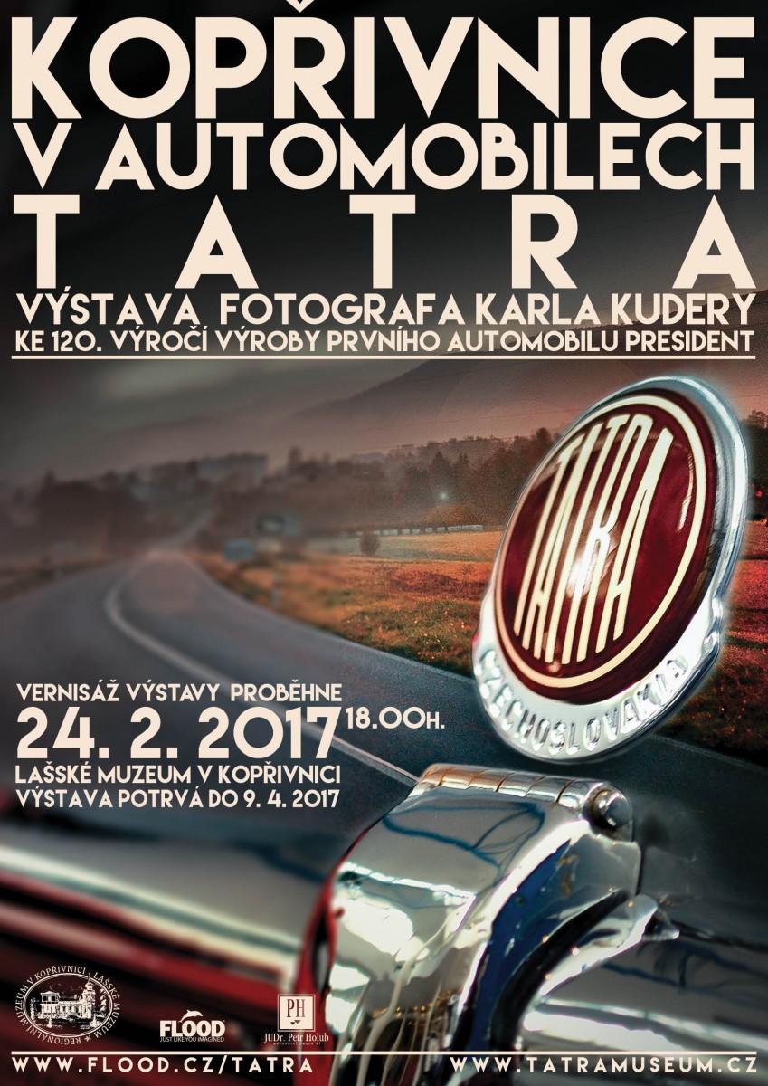 Výstava: Kopřivnice v automobilech Tatra