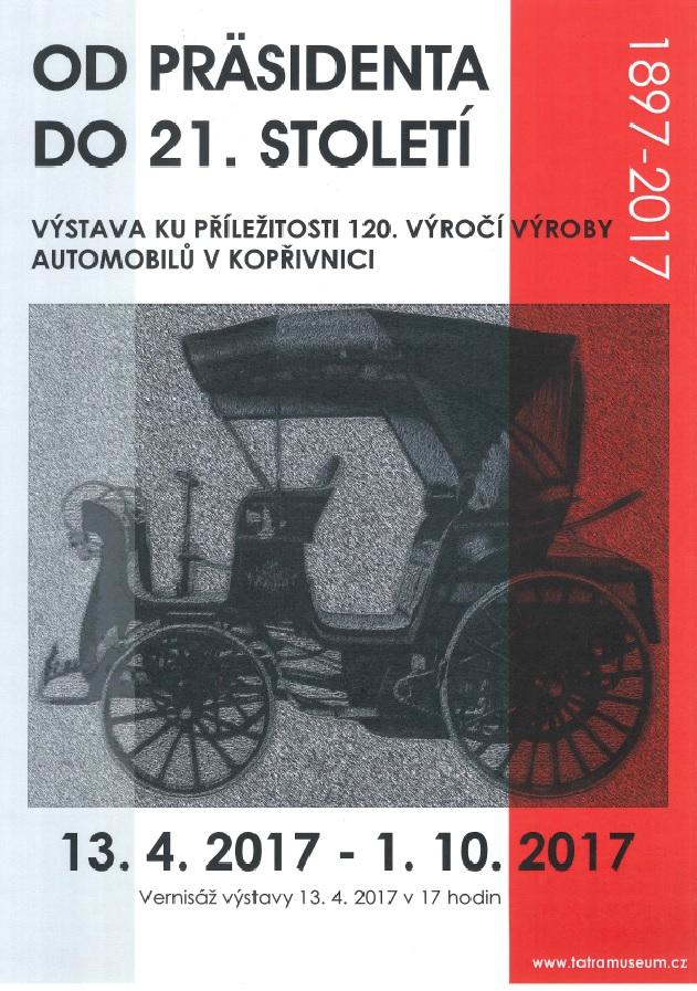 Výstava: Od Präsidenta do 21. století