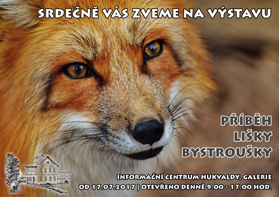Příběh Lišky Bystoušky