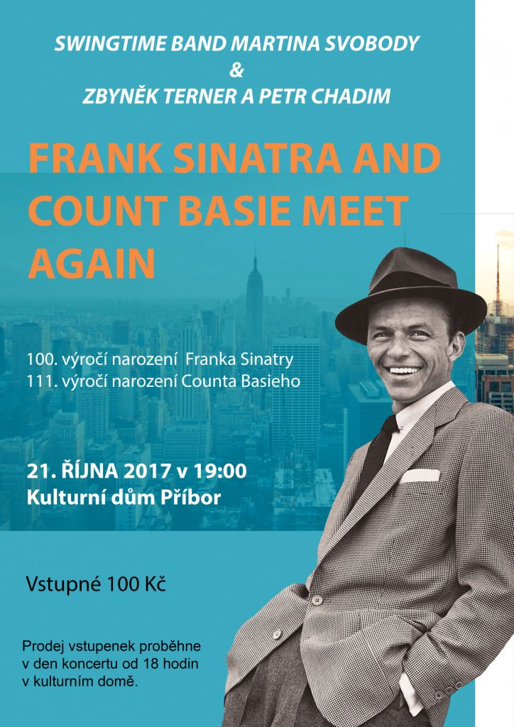 Frank Sinatra and Count Basie Meet Again