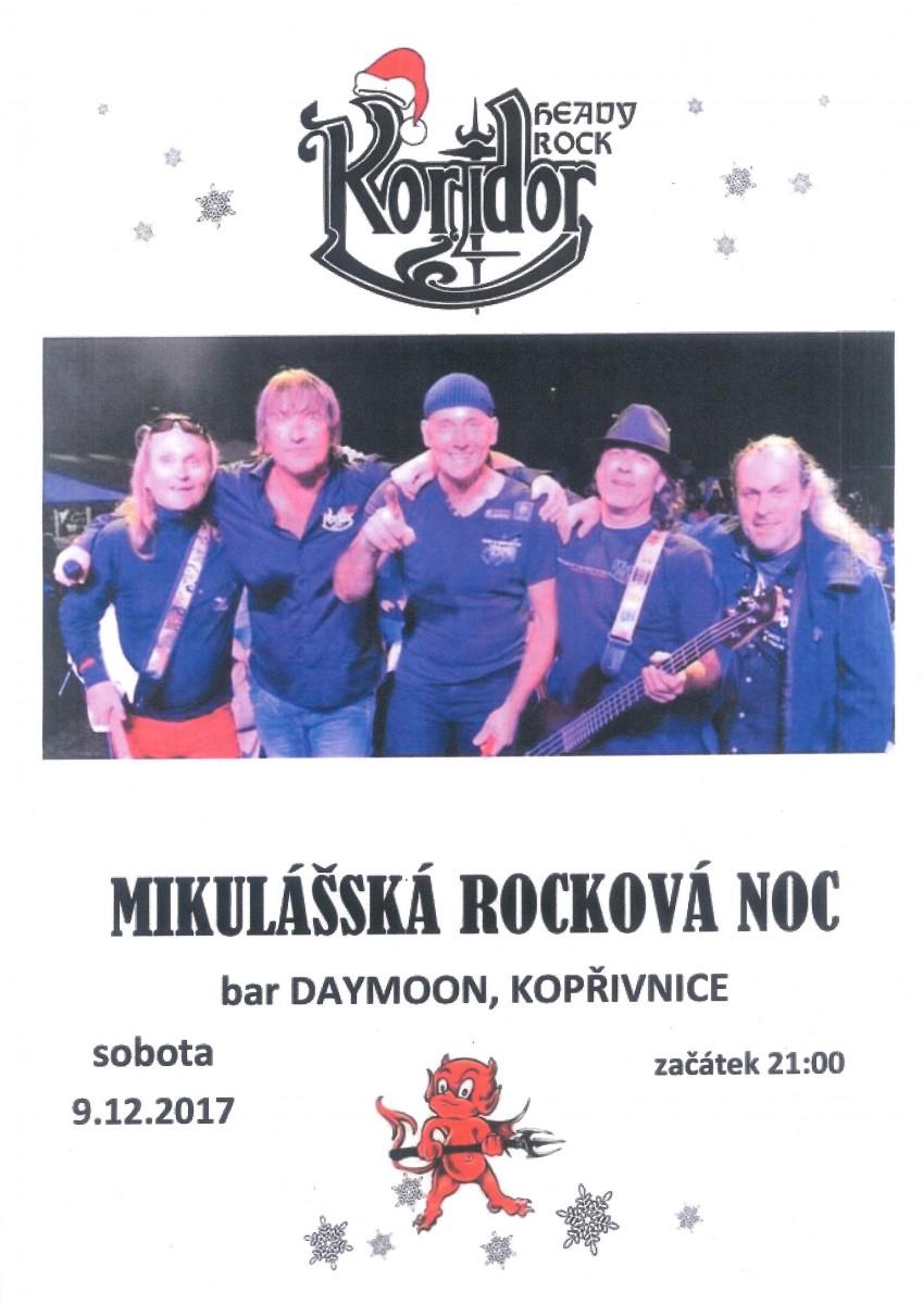 Mikulášská rocková noc