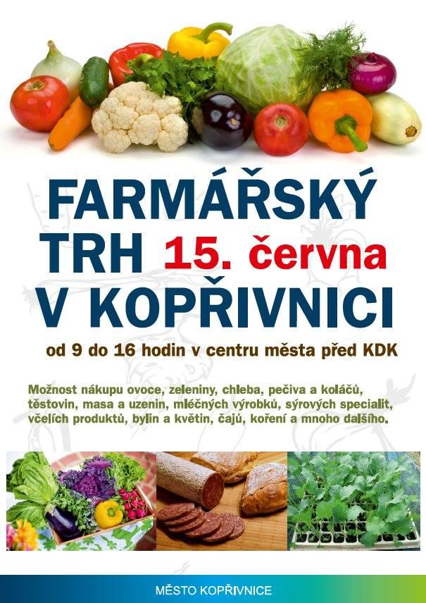 Farmářský trh 15.6.