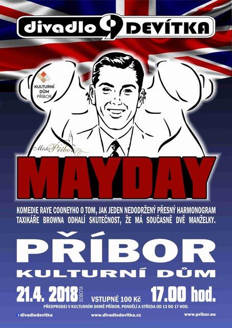 mayday - příbor