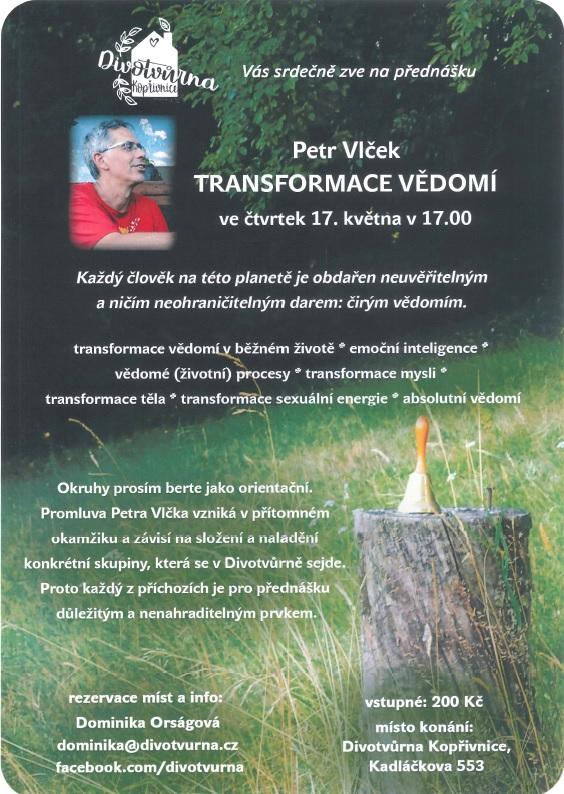 transformace vědomí