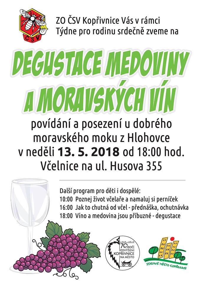 Víno a medovina