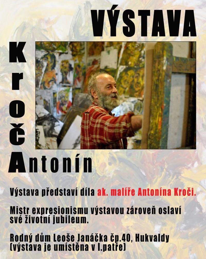 Výstava Kroča