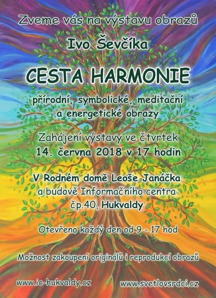 Výstava: Cesta harmonie