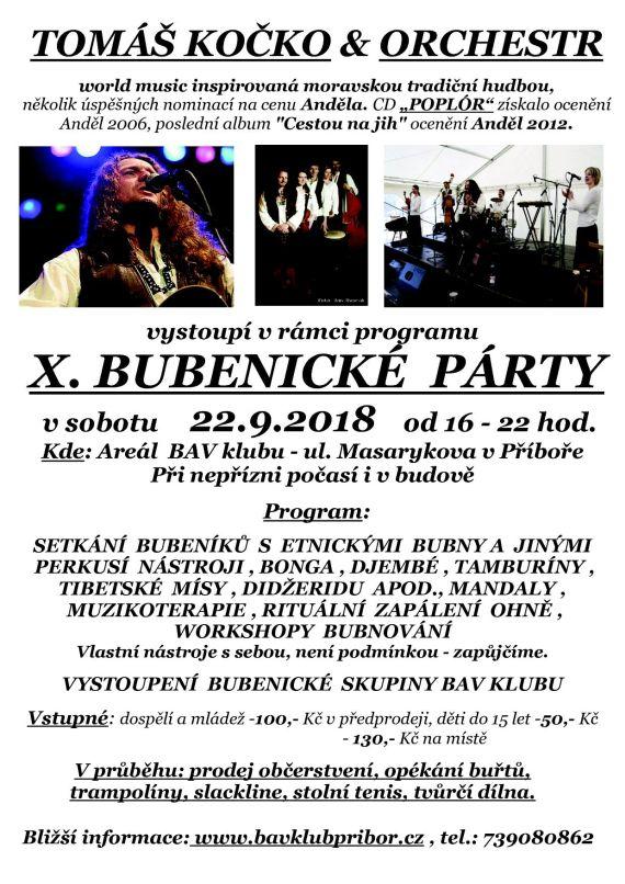 Bubenická párty