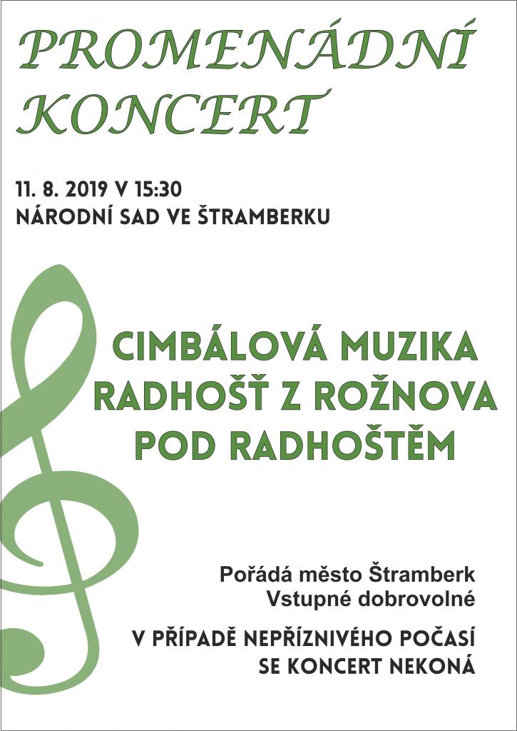 Cimbálová muzika Radhošť