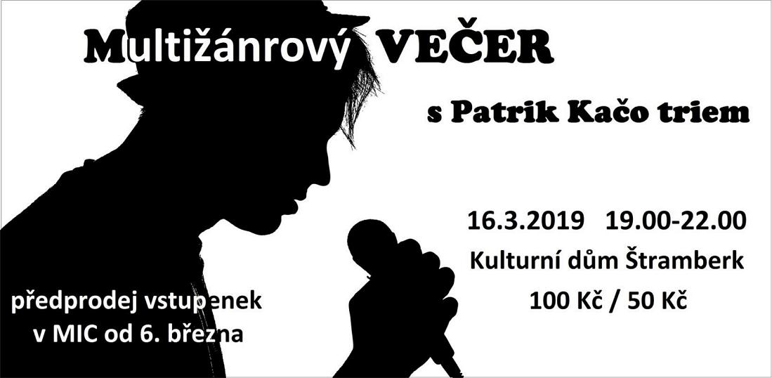 Patrik Kačo trio