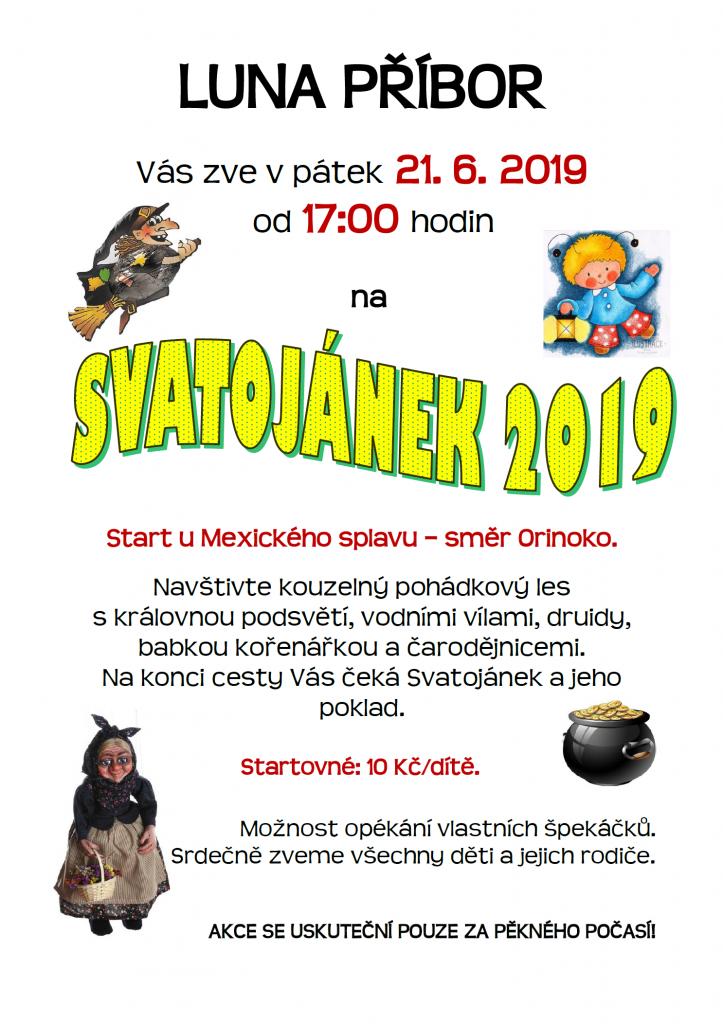 Svatojánek 2019