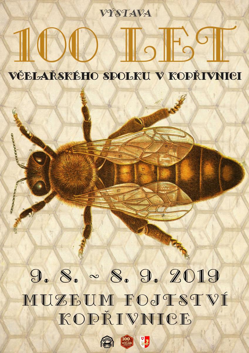 100 let včelařského spolku v Kopřivnici