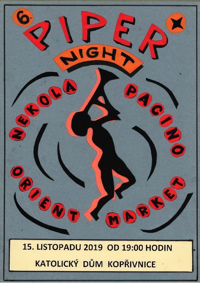 KONCERT: Piper Records Night 6