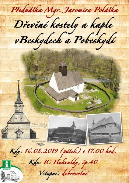 Dřevěné kostely a kaple v Beskydech a Pobeskydí