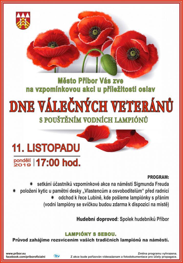 Mezinárodní den válečných veteránů