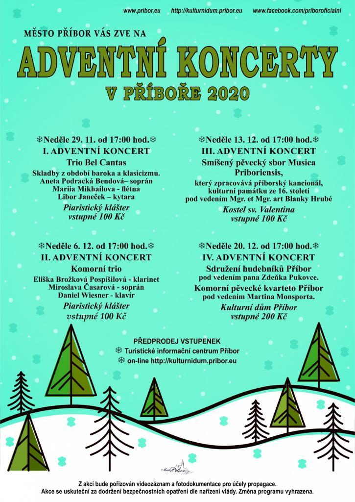 II. adventní koncert
