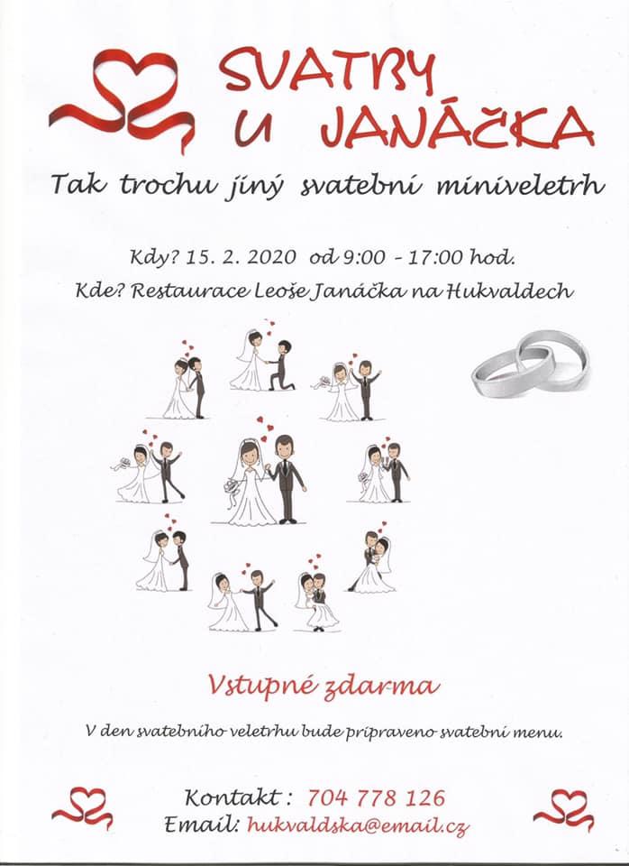 Svatby u Janáčka