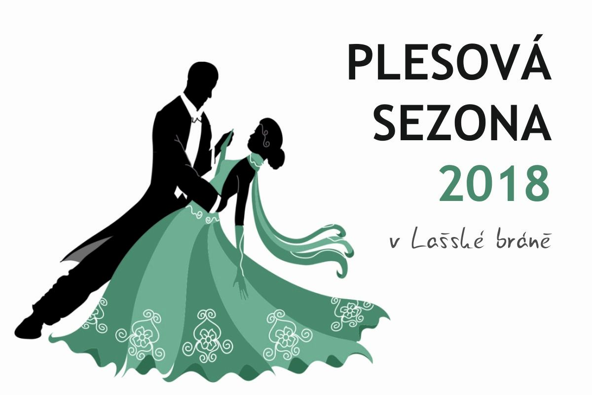 Plesová sezona 2018