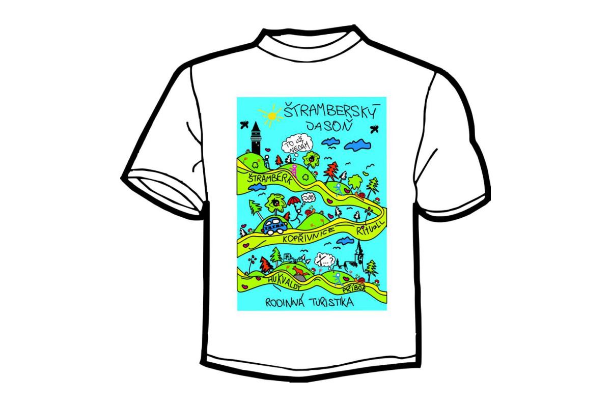 Štramberský Jasoň - trička