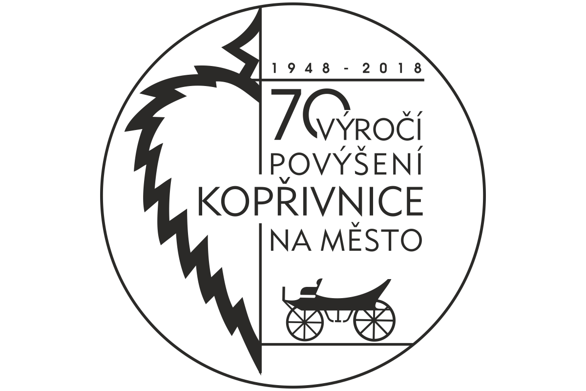 Výročí 70 let od povýšení Kopřivnice na město