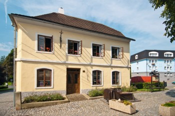 Birthplace of Sigmund Freud