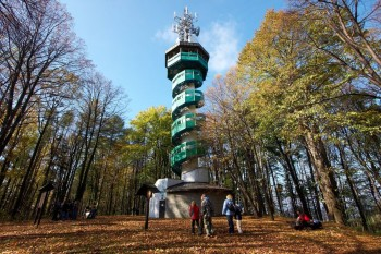 Viewing Tower on White Mountain