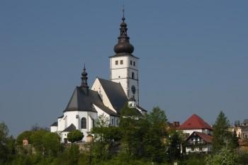 Farní kostel Narození Panny Marie