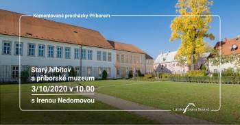 Komentovaná prohlídka Starého hřbitova a Příborského muzea