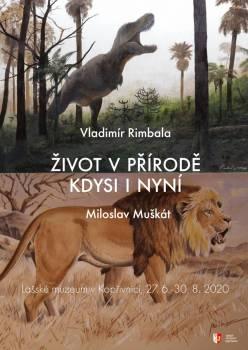 Výstava: Život v přírodě - kdysi i nyní