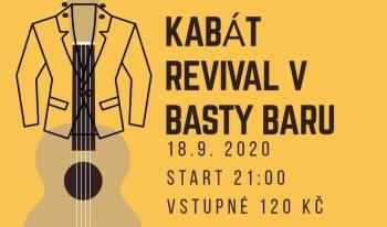 Revival Kabát v Basty baru