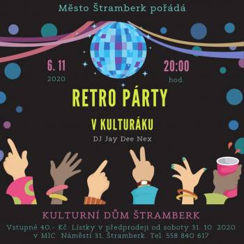 Retro párty