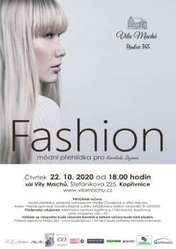 Fashion: Módní přehlídka pro Karolínku Dejovou