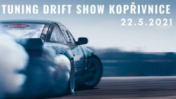 Tuning drift show Kopřivnice