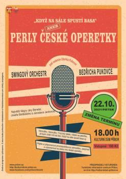 KONCERT: Perly české operetky - KOPIE