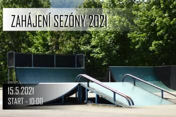 Zahájení sezóny 2021