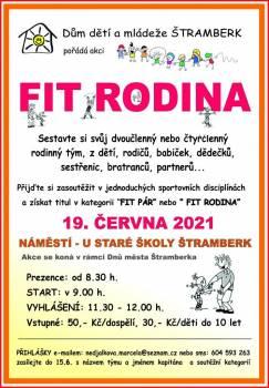 FIT RODINA 2021