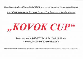 Kovok cup