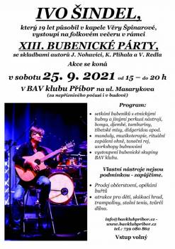 XIII. Bubenická párty